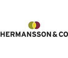 Hermansson & co logo
