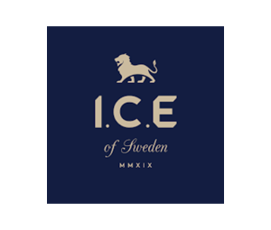 I.C.E Vodka of Sweden logo
