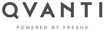 freshX by Qvanti logo
