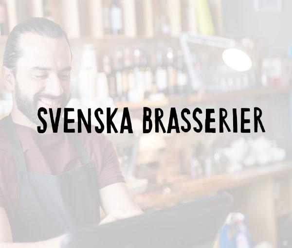 Svenska Brasserier kundcase affärssystem
